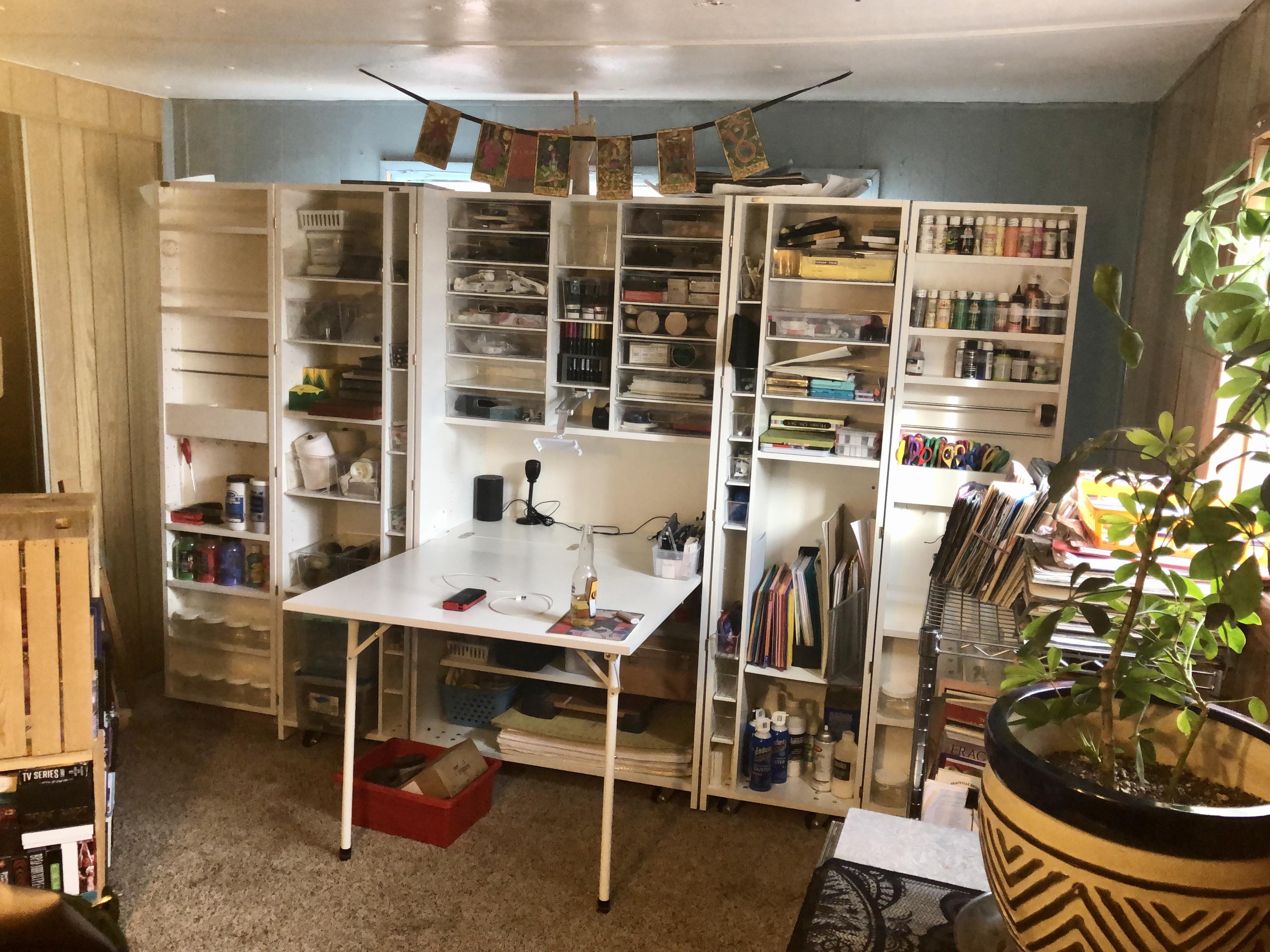My Art Room Renovation!